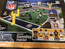 """NFL Game Day """"Lego"""" set NEW in Chicago, Illinois"""
