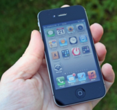 iPhone 4S in excellent working condition, unlocked in Plainfield, Illinois