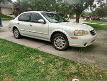 Clean/Safe. 2000 Nissan Maxima ( Very Cold Ac ) in The Woodlands, Texas