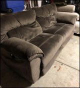 dual electric Recliner couch in Camp Pendleton, California