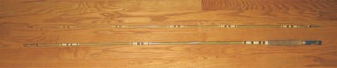 """VINTAGE TRUE TEMPER FLY FISHING ROD - 100"""" - # 1226 in Chicago, Illinois"""