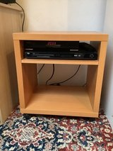 TV Stand in Spangdahlem, Germany
