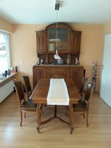 1880s Antique Kitchen Hutch in Ramstein, Germany