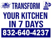 UPGRADE YOUR KITCHEN FOR LESS in The Woodlands, Texas