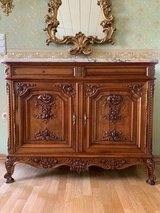 Dressoir Style LouisXV from France circa 1900 in Spangdahlem, Germany
