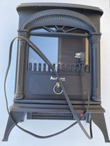 E Flame Electric fireplace in Yucca Valley, California