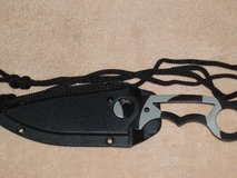 """MASTER USA CAMO NECK KNIFE 6.75"""" OVERALL in Plainfield, Illinois"""