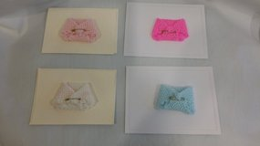 Handmade Baby Announcements/Thank You in Glendale Heights, Illinois