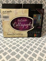 Calligraphy set in Spring, Texas