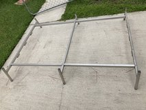 aluminum ladder rack for pickup shell in The Woodlands, Texas