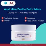 Zeolite Face Detox Mask Supplier - Australian Cosmetics in Lackland AFB, Texas