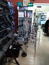 Medical Equipment - Rollator, Walkers, Crutches in Bolingbrook, Illinois