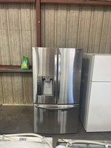 LG Refrigerator in The Woodlands, Texas