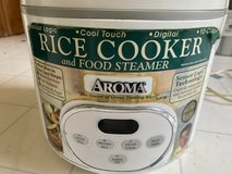 10-cup Rice Cooker in Westmont, Illinois
