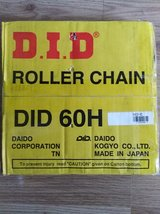 Brand-new DID 60H Roller Chain in St. Charles, Illinois