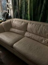Leather Couch-very nice in Yucca Valley, California