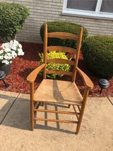 Ladder back chairs (Set of 2 ) in Glendale Heights, Illinois