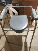 Adult portable commode in Plainfield, Illinois