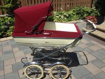 Vintage 1970's Perego Pram Carriage / Buggy in Plainfield, Illinois