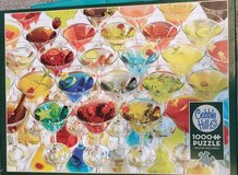 Jigsaw puzzle- Martinis! in St. Charles, Illinois