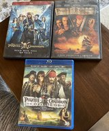 Pirates of the Caribbean DVDs in St. Charles, Illinois