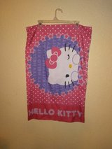 2 HELLO KITTY pillow cases • shown front & back view in Fort Hood, Texas