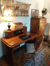 Bedroom Furniture Desk and Chair in Ramstein, Germany