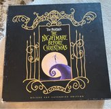Nightmare Before Christmas Laser Discs & Book in Chicago, Illinois