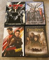 4 DVDs in St. Charles, Illinois