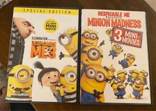 Despicable Me DVDs in St. Charles, Illinois