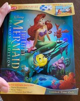 The Little Mermaid Blu-Ray/DVD in Chicago, Illinois