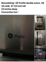 GE Profile Double Convection Oven in The Woodlands, Texas