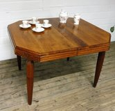 Antique Rosewood Table in Ramstein, Germany