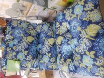 Outdoor chair cushions (Brad New) in The Woodlands, Texas