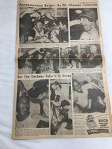 The Pittsburgh press sept 26 1960 NL champs in Kingwood, Texas