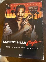Beverly Hills Cop DVD Set in Bolingbrook, Illinois