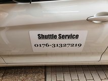 Shuttle Service to Frankfurt Airport in Ramstein, Germany