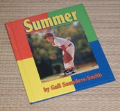 Vintage 1998 Summer Hard Cover Book in Chicago, Illinois