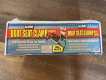 Wise Boat Seat Clamp (with swivel) x 2 in Travis AFB, California