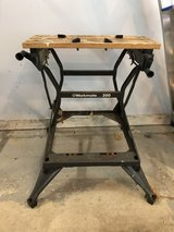 Workmate portable work bench in Westmont, Illinois