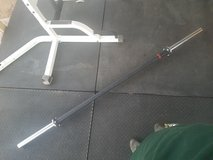 Axle Barbell in Yucca Valley, California