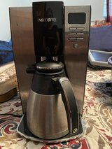 Mr coffee maker 10 cup thermal in Spring, Texas