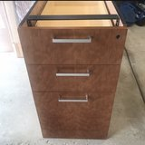 Under desk 3 drawer cabinet NEW in Bolingbrook, Illinois