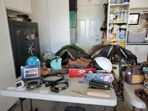 Yard Sale today and tomorrow. Horse supplies...saddles, blankets, boots, buckets... in Yucca Valley, California