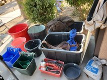 Yard Sale today and tomorrow. Horse and dog supplies in Yucca Valley, California