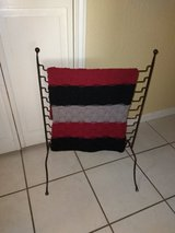 """32"""" x 32"""" hand knitted baby blanket • New item in Fort Hood, Texas"""