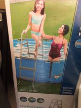 36-in pool ladder new in box in Plainfield, Illinois