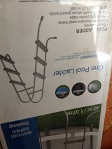 42-in pool ladder new in box in Plainfield, Illinois