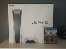 Sony Playstation 5 PS5 Blu-ray Disc Edition Console New-Sealed with Days Gone in Nellis AFB, Nevada