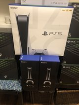 Sony PlayStation 5 (PS5) Console - Disc Version in Nellis AFB, Nevada